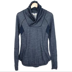 Lululemon Run Pitter Patter Grey Sweater